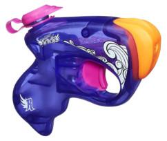 mini pistolet a eau pour fille nerf rebelle mini mission violet