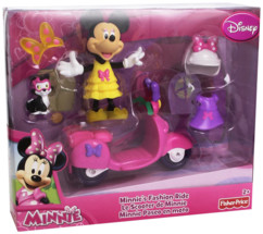 Minnie et son Scooter Fisher Price
