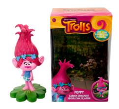 """Nain de jardin """"Trolls"""" - Poppy"""