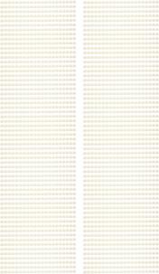 Pack de 100 peignes de reliure format A4 - 14 mm - Blanc