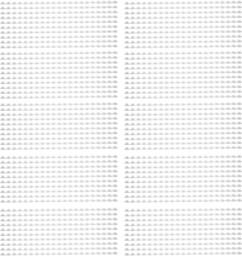 pack de 100 peignes anneaux de reliure 6 mm blanc pour carnet A4 relieuse