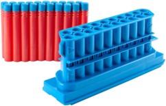 Pack de 20 fléchettes avec chargeur pour BOOMco Rapid Madness