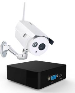 MINI ENREGISTREUR de surveillance avec caméra IP infrarouge 7links