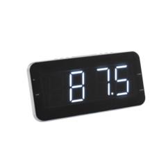 Radio-réveil à grand affichage ClipSonic AR311