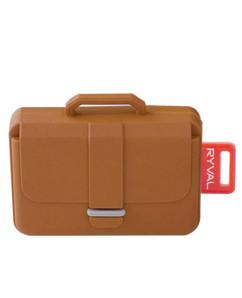 Ryval clé USB sacoche camel - 8 Go