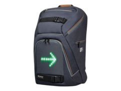 Sac à dos Notebook 15,6'' avec flèche LED : Port GO LED