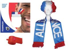 Set du supporter France