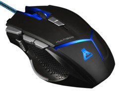 souris pc gaming special fps online avec touche sniper kult200 glab