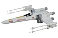 miniature geante x-wing star wars 70 cm hasbro avec ailes depliables