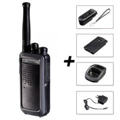 talkie walkie professionnel étanche topcom pt 1116 rc 6421 portée 10 km vox balayage monitoring