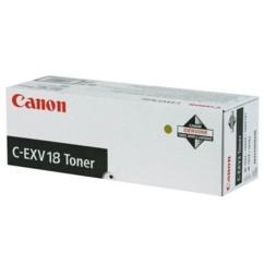 Toner original C-EVX 18 - Noir