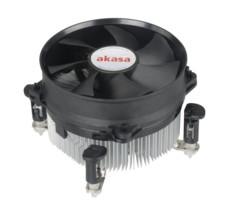 ventilateur processeur intel socket 775 1150 1151 1155 1156 akasa ak-959cu
