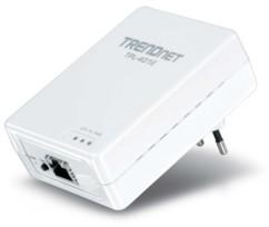 Adaptateur CPL 500 Mbps Trendnet ''TPL-401E'' - 1 port