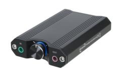 Mini amplificateur de poche pour casque audio pkv800 dynavox