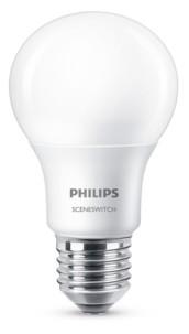 Ampoule LED 3 ambiances 8W SceneSwitch