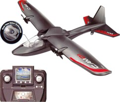 avion radiocommandé avec caméra hd intégrée silverlit peregrine eye rtv