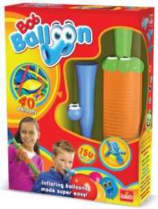 jouet enfants bob balloon double gonfleur pour ballons de baudruche à sculpter