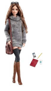 Barbie collection #TheBarbieLook : Look Hipster