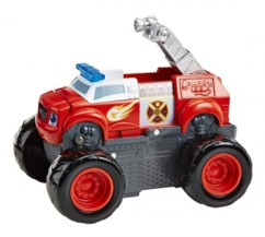 Camion de pompier 2 en 1 Blaze et les Monster Machines
