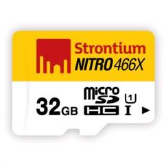 Carte Micro SDHC Strontium Nitro - 32 Go