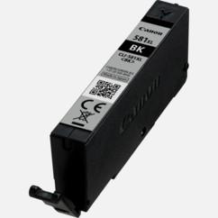 Cartouche originale Canon CLI-581 PGBK (Noir) - XL