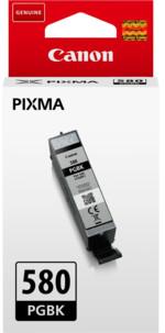 cartouche encre originale pgi580 pour imprimante canon pixma TR7550, TR8550, TS6150, TS6151, TS8150, TS8151, TS8152, TS9150, TS9155