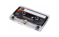 cassette k7 audio enregistrable 60 min ricatech 60 minutes