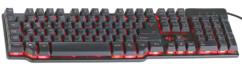 clavier gaming semi mecanique usb retroeclairé 7 couleurs étanche generalkeys