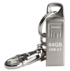 Clé USB 3.1 Strontium Ammo - 64 Go