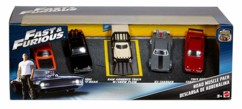 pack de voiturettes mattel fast furious road muscle car vin diesel