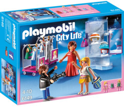 coffret de jeu playmobil city life 6149 avec photographes et playmobils séance photo avec accessoires
