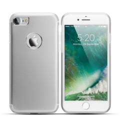 Coque en aluminium pour iPhone 7 / 8 - Argent