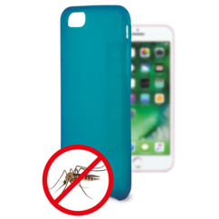 "Coque iPhone 7 / 8 ""Sense"" - Parfum Anti-Moustique"