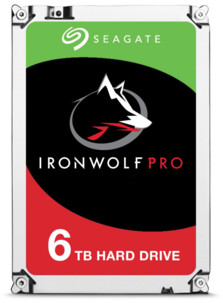 disque dur interne hdd sata 3,5 seagate iron wolf pro 6to 6tb special nas