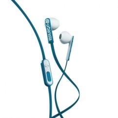 Écouteurs In Ear avec kit main-libres San Francisco - Bleu