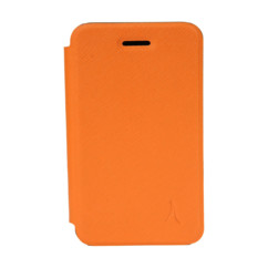 Étui folio pour iPhone 6/6S - Orange