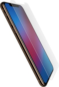facade de protection en verre 9h ultra fin novodio pour iphone X XS