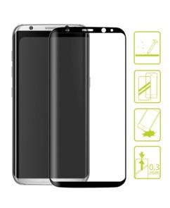Façade de protection en verre trempé 9H pour Samsung Note 8