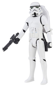 jouet star wars figurine stormtrooper interactive avec bruits blaster laser et reacteur rogue one