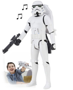 Figurine interactive Star Wars - Imperial Stormtrooper