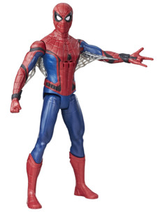 figurine articulée et parlante de Spider Man Homecoming peter parker 2018