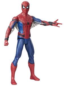 figurine articulée et parlante de Spider Man Homecoming peter parker 2018