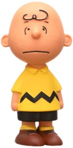 Figurine Snoopy : Charlie Brown