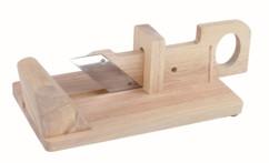 Guillotine à saucisson en bois