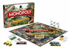 Monopoly édition Dinosaures !