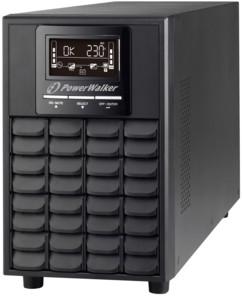 onduleur online powerwalker vfi 1500 cg pf1 4 prises iec rs232 1500 va watt frequence 70hz