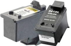 Pack de cartouches remanufacturées Canon PGI540 XL et CL541 XL