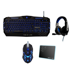 Pack Gamer PC G-Lab COMBO#300