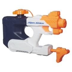 pistolet a eau avec tir continu et pompe nerf super soaker h2OPS