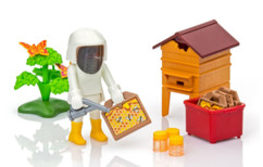 Playmobil collection Country : L'apicultrice (6818)